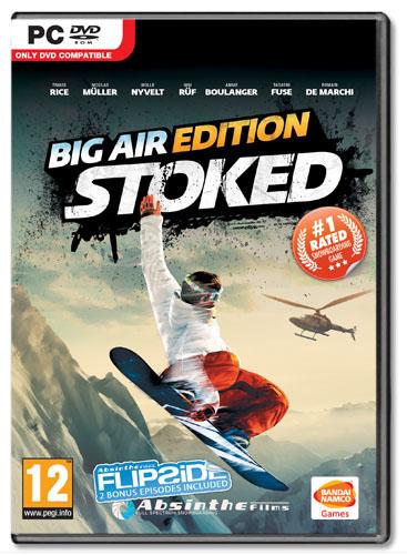 《激情滑雪:腾空版》硬盘版