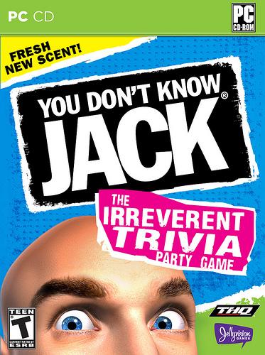 《你不了解杰克》光盘版