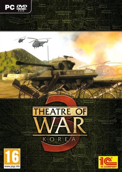 《战场3:朝鲜》光盘版