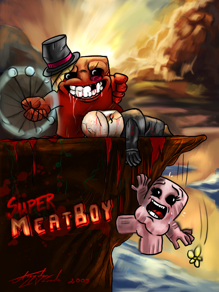 《超级食肉男孩》中文硬盘版