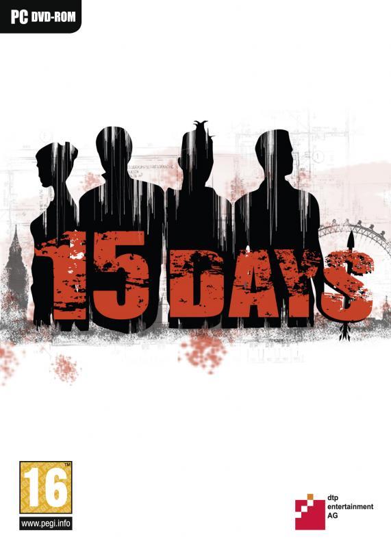 《15天》免DVD光盘版