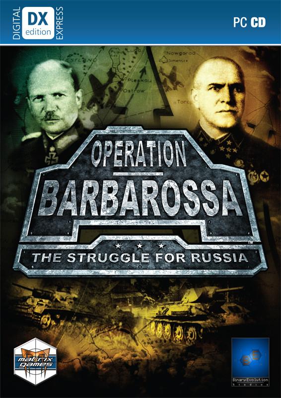 巴巴罗萨行动俄国战争