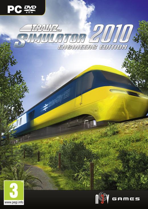 《模拟火车2010:工程师版》 硬盘版