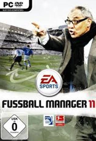 《FIFA足球经理11》简体中文硬盘版