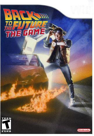 《回到未来:第一章》硬盘版