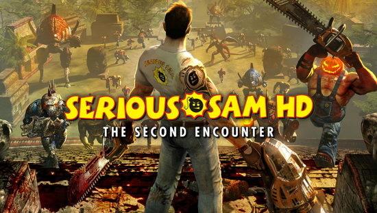 《英雄萨姆HD:二次遭遇》完整硬盘版