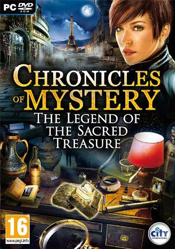 《神秘传奇:传说的神圣宝藏》免安装中文绿色版