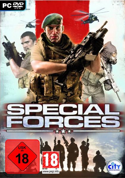 《战区:特种部队》光盘版