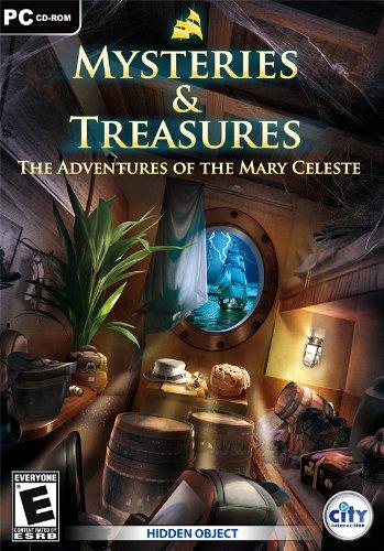 《珍宝之谜:鬼船历险》免安装中文绿色版