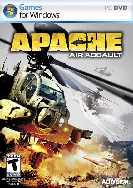 《阿帕奇:空中突击》免安装绿色版