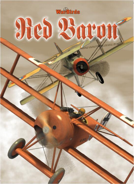 《战鹰:红男爵》硬盘版