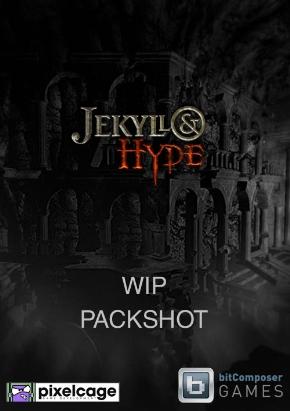 《杰克与海德(化身博士)》(Jekyll and Hyde)硬盘版