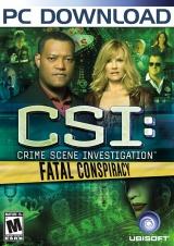 《犯罪现场:致命阴谋》完整硬盘版