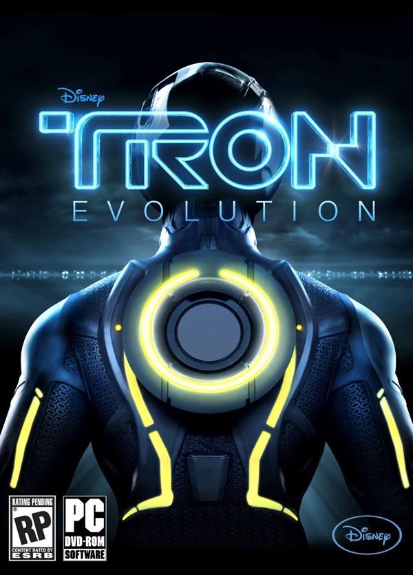 《特隆:进化》免DVD光盘版