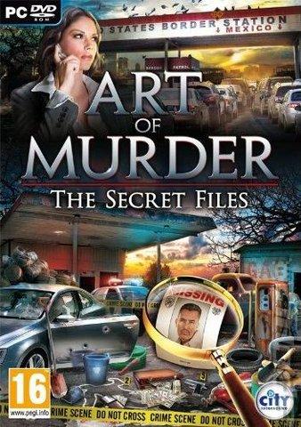 《谋杀的艺术:秘密档案》硬盘版