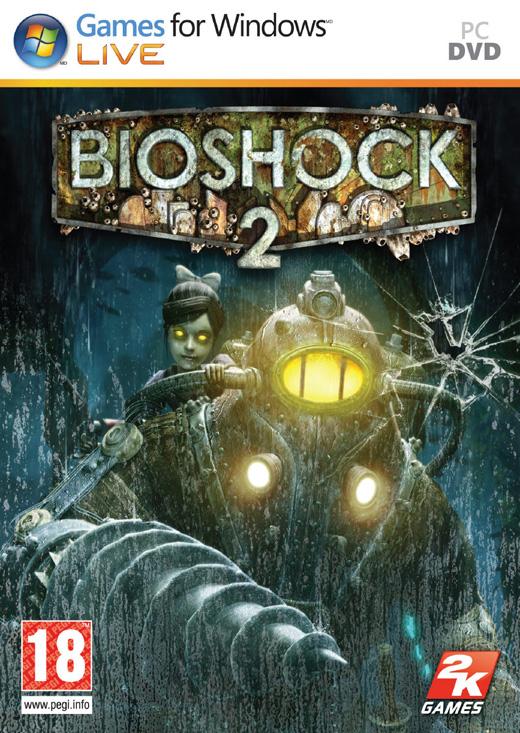 《生化奇兵2》(BioShock 2)硬盘版