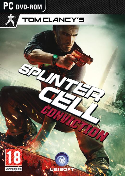 《細胞分裂5:斷罪》簡體中文硬盤版
