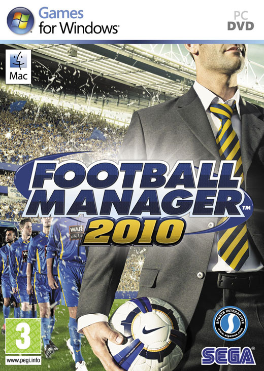 《足球经理2010》简体中文硬盘版