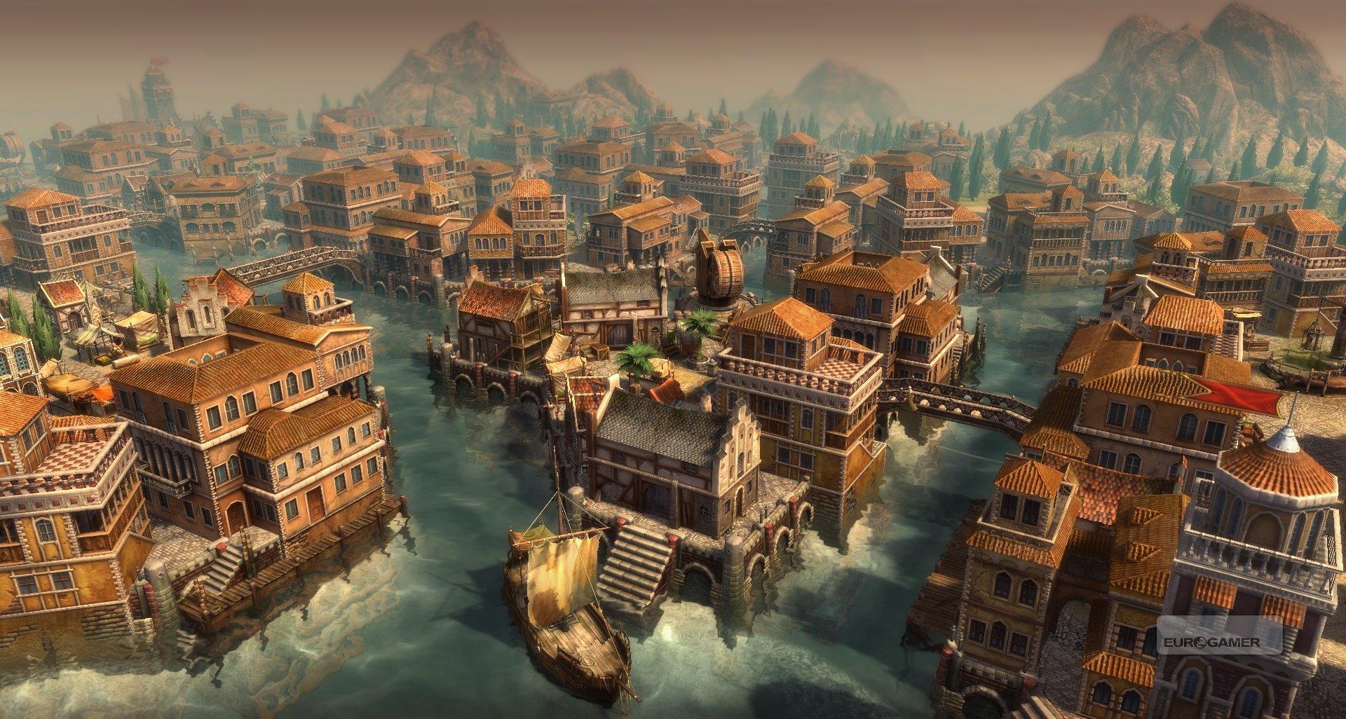 纪元1404威尼斯