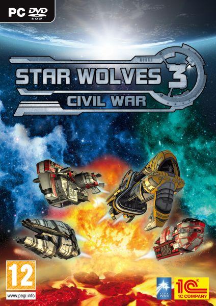 《星际之狼3:内战》免安装中文绿色版