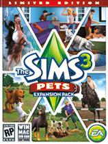 《模拟人生3:宠物》光盘版