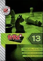 《国际象棋弗里茨13》光盘版