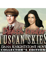 《丹娜金士顿小说:托斯卡纳天空下的死亡故事》硬盘版