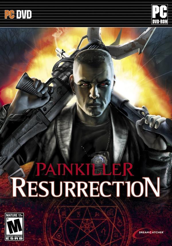 止痛药复活