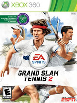 《大满贯网球2》全区光盘版