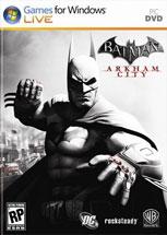 蝙蝠俠:阿甘之城