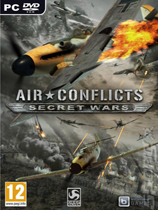 《空中冲突:秘密战争》光盘版