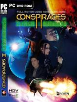 《阴谋2:致命网络》光盘版