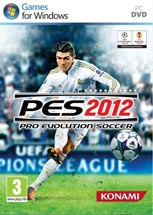 《实况足球2012》试玩第二版汉化硬盘版