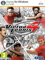 《VR网球4》完整硬盘版