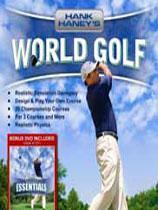 《汉克哈尼的世界高尔夫》光盘版