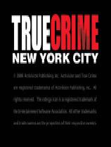 《真实犯罪:纽约城》免安装绿色版