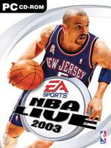 《NBA2003》  英文硬盘版