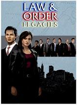 《法律与秩序:遗产》4-7章硬盘版