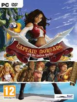 《队长莫嘉娜和金龟》五国语言免DVD光盘版