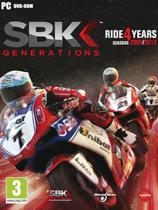 《世界超级摩托车锦标赛:世代》完整硬盘版