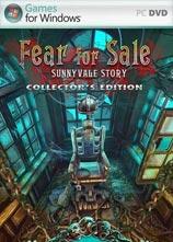 《恐惧专卖: 桑尼维尔的故事》硬盘版