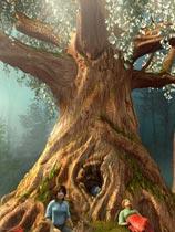 《灵魂行者:赛普拉斯女巫的诅咒》完整硬盘版