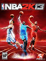 《美国职业篮球2K13》官方繁体中文免DVD光盘版