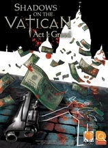 《梵蒂冈的阴影第一幕:贪婪》免DVD光盘版