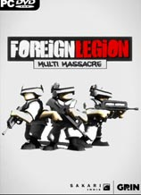 《外籍军团:全方位杀戮》硬盘版