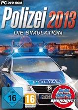 《模拟警察2013》德语光盘版