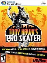 《托尼霍克滑板HD》免DVD光盘版