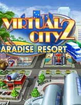 《虚拟城市2:天堂度假村》中文免安装绿色版