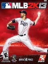 《美国职业棒球联盟2K13》美版锁区光盘版