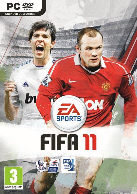 《FIFA世界足球11》硬盘版